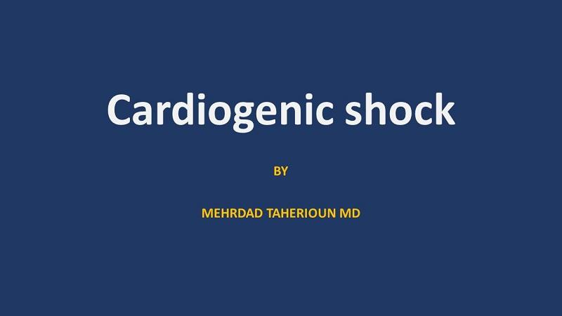متخصص قلب اصفهان cardiogenic shock
